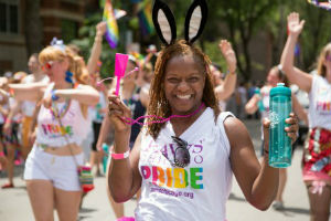 Paws Pride Parade