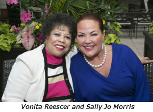 Vonita Reescer and Sally Jo Morris