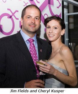 Jim Fields and Cheryl Kusper