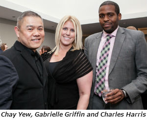 Chay Yew Gabrielle Griffin and Charles Harris