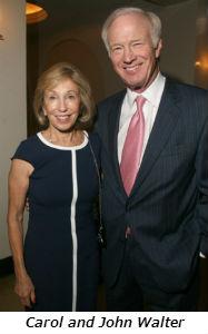 Carol and John Walter