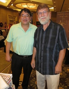 Playboy collector Tom Shimada and dealer John O'Neill