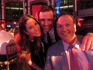 Jessica Gruen, Vincent Anzalone and Paul Iacono