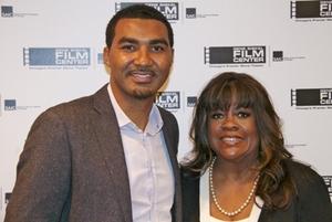 Director Delmar Washington and Chaz