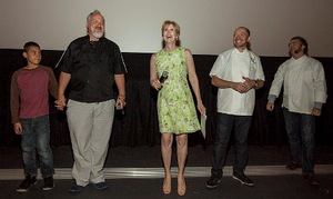 Angel, Chef Smith, Margaret O'Connor, Chefs Tentori and Merges