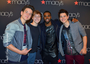 Jason Derulo with Before You Exit