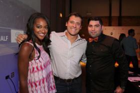 Brittney Payton, Nick Moretti and Jordan Lemick