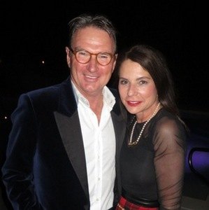 Primo's Man and Woman of Vision honorees 2014 Jimmy Connors and Kate Gaynor-Dickey