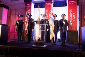 The Chicago Police Department Honor Guard