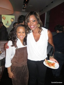 Sonya Jackson and Dee Robinson Reed