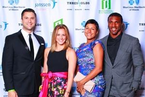Scott Newman, Lauren Mittrick, Jillian and Ryan Mundy