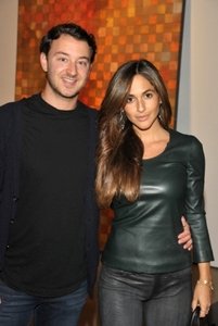 Adam Fields and Jennifer Halegua
