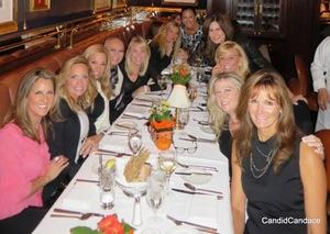 Birthday party at RL Restaurant