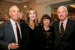 Jeffrey Rubenstein, Joan Colmar, Darcy Evon and David Hiller.