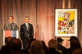 """Lichenstein's """"Sweet Dreams Baby!"""" hits the auction block"""