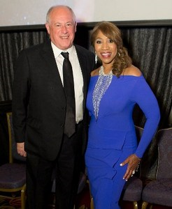Former Governor Quinn and Cheryl Pearson-McNeil