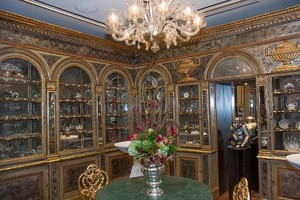 Jewel box Pharmacy at Buccellati on Oak