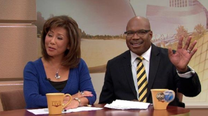 Linda Yu and Hosea Sanders to co-host new news show!