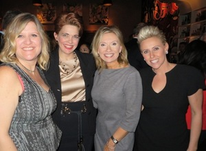 Amy Carr, Kathleen Henson, Andrea and Laura Schwartz.