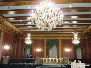 Elegant Intercontinental Ballroom