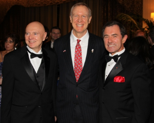 Governor Rauner and friends