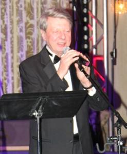 Guest of honor Professor Krzysztof Matyjaszewski.