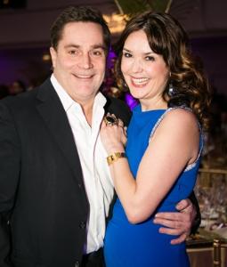Billy Rairigh and Amanda Puck