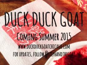 Duck Duck Goat