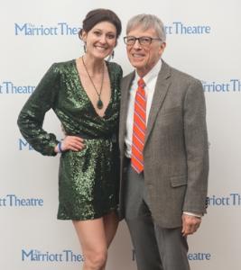Melissa Zaremba and Joe Leonardo