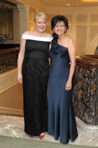 Co-chairs Michelle Palumbo and Stella Boyle