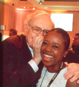 Warren Buffet and Mellody
