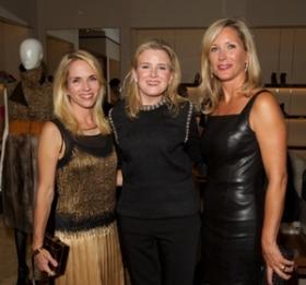Meredith Wood-Prince, Melissa McNally, Julie Latsko