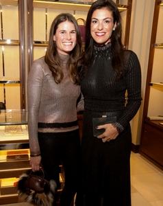 Co-Host Caroline Crown, Melanie Madigan