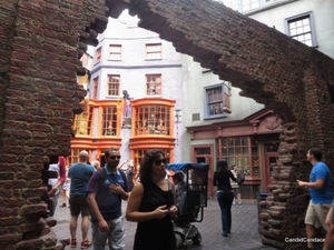 Entrance to Diagon Alley