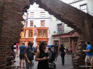 Entrance to Diagon Alley