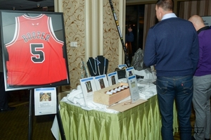 A silent auction from 2013