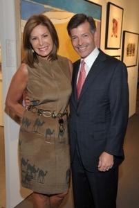 Kathy Brock and Doug Regan