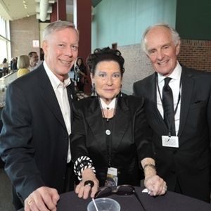 Dan Dallas, Marianne Deson and Carl Hammer