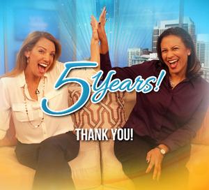 WCIU's 5th anniversary