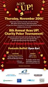 Aces Up 2014 Invite