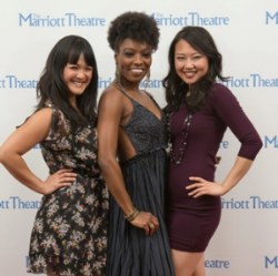 Rose Le Tran, Monique Haley, Yu Suzuki
