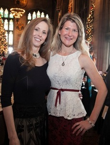 Felicia Weinecke and Cathy Bartholomay
