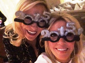 Tina Weller and Mary Lasky on NYE