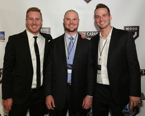 Cubs Dallas Beeler, Jon Lester and Jacob Turner