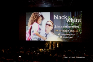 Q & A with Black or White cast after film.