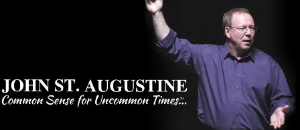 "John St. Augustine's ""Every Moment Matters 2015 Tour"""