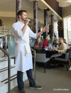 Executive Chef Chris Marchino