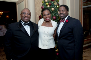 Reginaldo and Jennifer Montague and Roderick Hawkins
