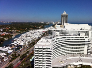 Legendary Fontainebleau in Miami Beach