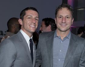 2014 Public Humanities Award honorees Jay Franke and David Herro